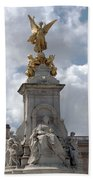 Victoria Memorial Beach Towel