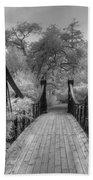 Victorian Bridge Beach Towel