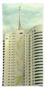 Vienna Architecture Beach Towel