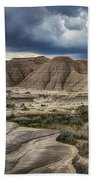 View From The Top - Toadstool  Beach Towel