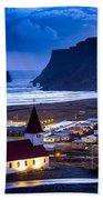 Vik Iceland Beach Towel
