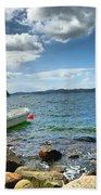 Viken - Sweden Beach Towel