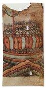 Viking Invasion 919 Beach Towel