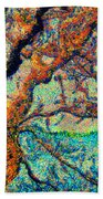 Vincent At Duxbury Bay Beach Towel