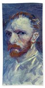 Vincent Van Gogh Beach Towel