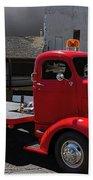 Vintage Chevrolet Truck Beach Towel