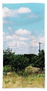 Vintage Windmill Beach Towel