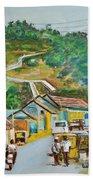 Virajpet Town Beach Towel