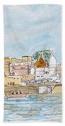 Vishweshwar Jyotirling Beach Towel