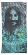Vision Of Meher Baba Beach Towel