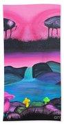 Visions Beach Towel