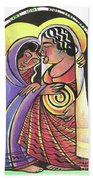 Visitation - Kitchen - Mmvsk Beach Towel
