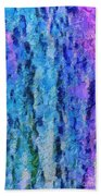 Vivid Calm Beach Towel