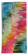 Vivid Beach Towel