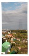 Vladimir City Beach Towel