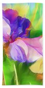 Voices Of Spring Beach Towel