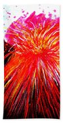 Volcano Beach Towel
