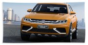 Volkswagen Crossblue Beach Towel