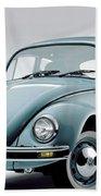 Volkswagen Beach Towel
