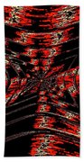 Voltage Beach Towel