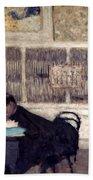 Vuillard: Revue, 1901 Beach Towel