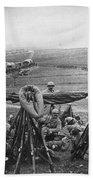 W W I: Battle Of Verdun Beach Towel