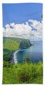 Waipi'o Valley Beach Sheet