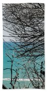 Waking Up Beach Towel