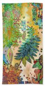 Walking With The Forest Spirits Part 2 Beach Towel