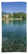 Wallowa Lake No.3 Beach Towel