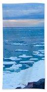 Warming Waters 2 Beach Towel