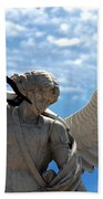 Warrior Angel Beach Towel