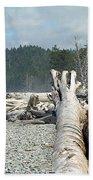 Washington Beach Beach Towel