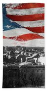 Washington Dc 56t Beach Towel