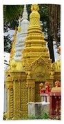 Wat Krom 30 Beach Towel