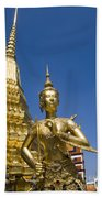 Wat Phra Kaeo Beach Towel