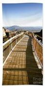 Watchtower Lookout, Ben Lomond, Tasmania Beach Sheet