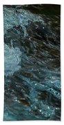 Water Art 11 Beach Towel