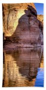 Water Canyon Beach Towel