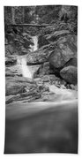 Water Cascade Beach Towel