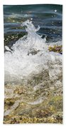 Water Elemental Beach Towel