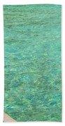 Water Jar Beach Towel
