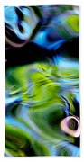 Water Reflection 1135 Beach Towel