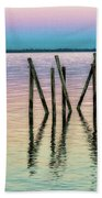 Water Reflections 2017 Beach Towel