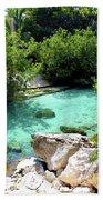 Water Shallows Beach Towel