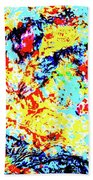 Water Whimsy 180 Beach Towel