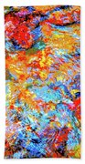 Water Whimsy 183 Beach Towel