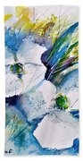 Watercolor 017070 Beach Towel