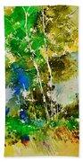 Watercolor 111061 Beach Towel