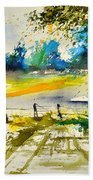 Watercolor 112040 Beach Towel